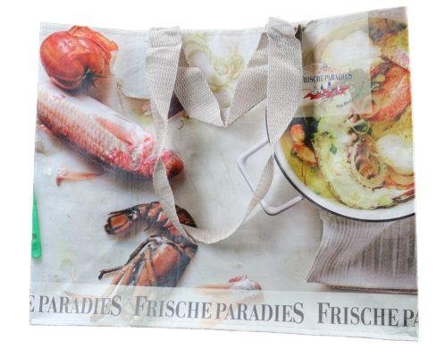 Lebensmittelhandel Tragetaschen bedruckt