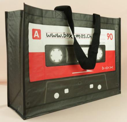 PP Woven Taschen im Cassetten Design 10539_10726