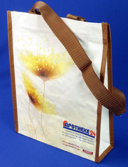 Woven Pusteblumen Motiv Taschen