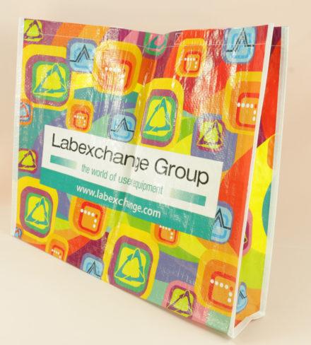 Woven Aufdruck Labexchange Group PP