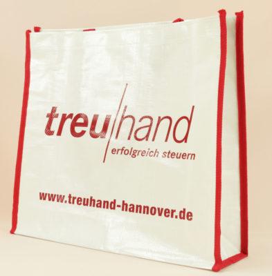 Treuhand Hannover Motiv Woven Taschen
