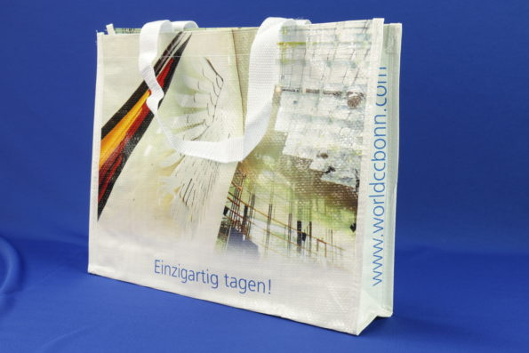 PP Woven Tasche WCC Bonn 10495 1075